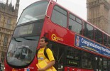 DHL Express has teamed up with JogPost for deliveries during the London Olympics