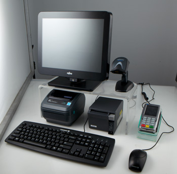 The FlexiPOS terminal set-up