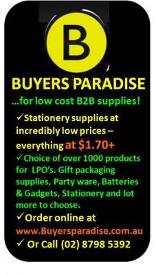 Buyers Paradise