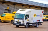 """4.5-ton Renault """"Maxity Electric"""" truck"""
