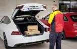 DHL Audi Amazon