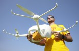 Swiss Post is testing delivery by drone