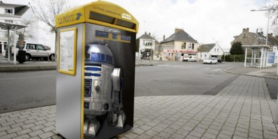 La Poste France Star Wars