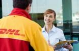 DHL parcel delivery