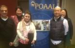 Licensees arriving at POAAL's Melbourne meeting