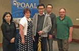 POAAL Melbourne meeting October 2016 LPO Licensed Post Office