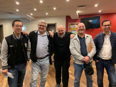 POAAL Melbourne meeting April 2019
