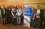 POAAL's Bob Chizzoniti with some of the Licensees who attended POAAL's Sydney meeting.